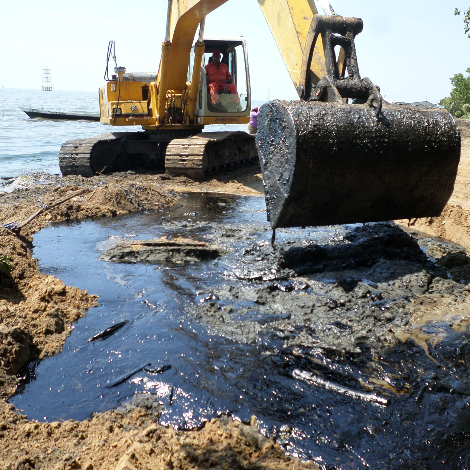 Sanitation and Hydrocarbons Spill Control on Land and Water
