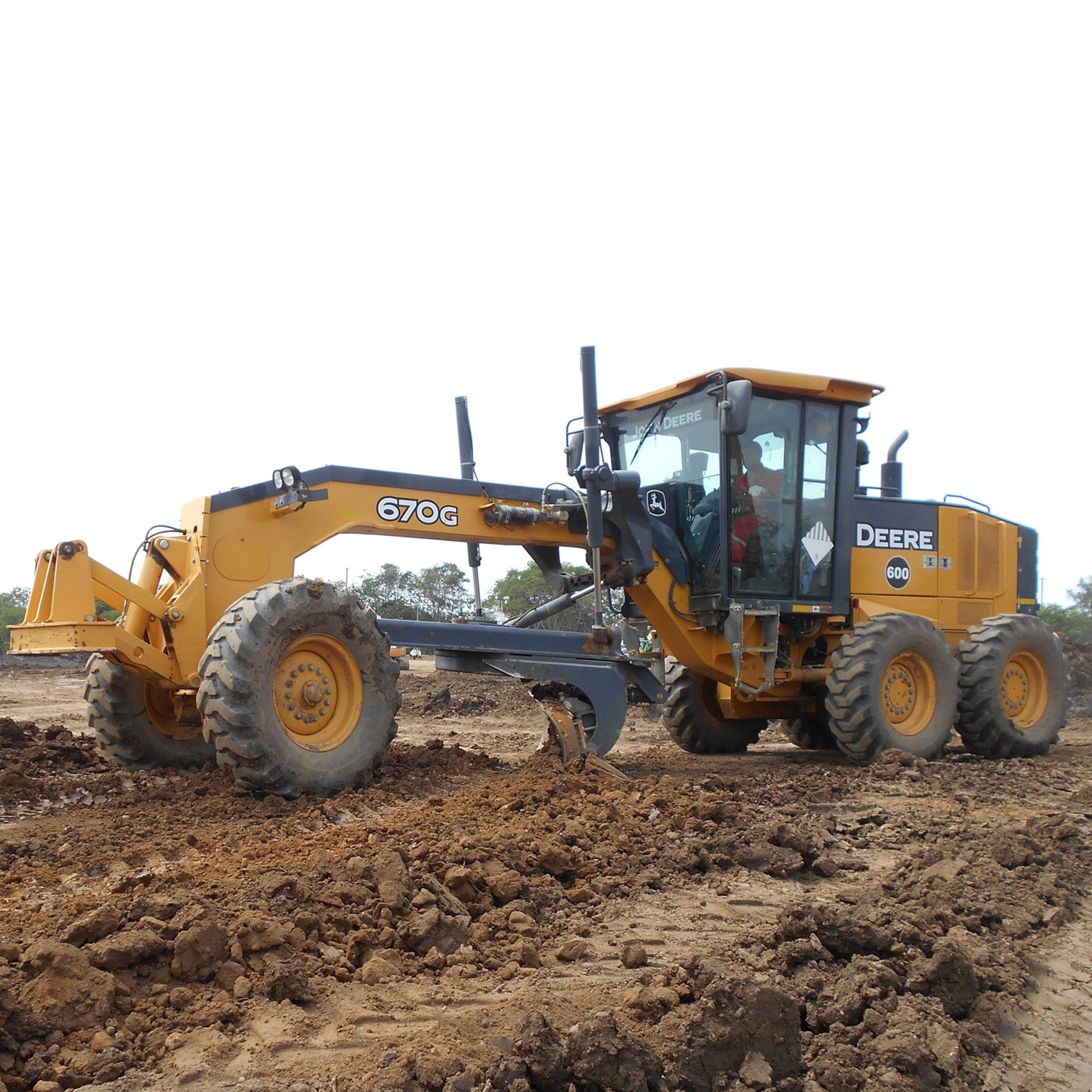 Heavy Equipment and Machinery Supply